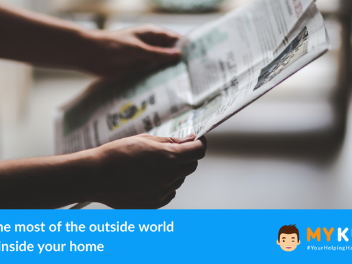 Get the most of the outside world from inside your home