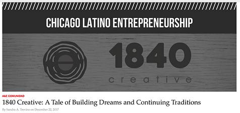 Gozamos 1840 Creative