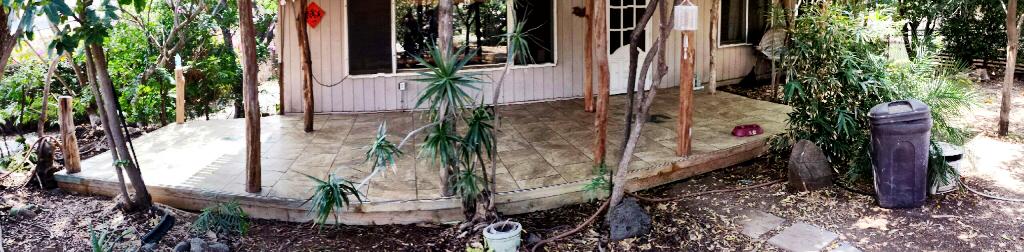 Upena Tile Deck