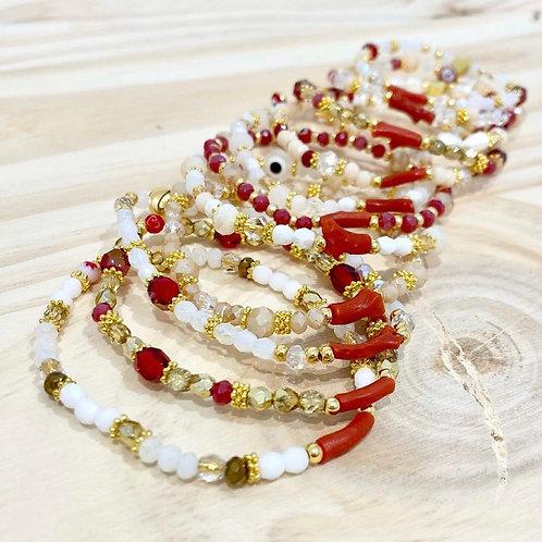 Bracelet Brin de Corail