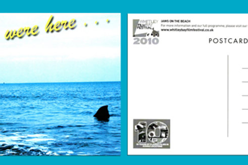 WBFF 2010 Postcard JAWS