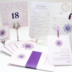 Theme Color Invitation