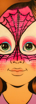 Spider Girl Mask