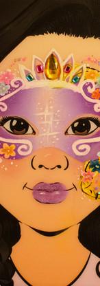 Rapunzel Mask