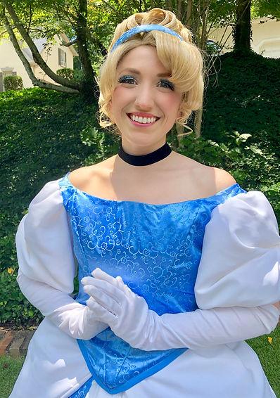 Cinderella Princess Birthday Slumber Pajama  Party destin florida