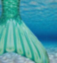 Ariel Little Mermaid Princess fin swimming pool party