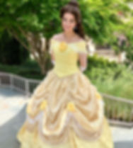 Belle Princess Beauty and the Beast birthday party