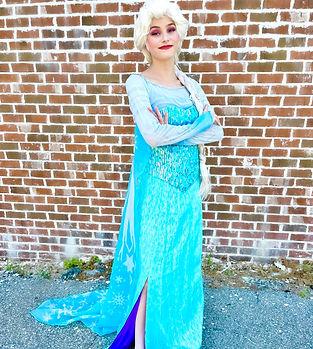 Elsa Frozen birthday party ideas girls kids panama city disney priness queen ice corporate business event entertainment venue location