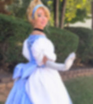 Cinderella Slumber Party