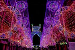Candy Lights - Fallas 2015