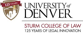 DU Sturm Law School logo.png