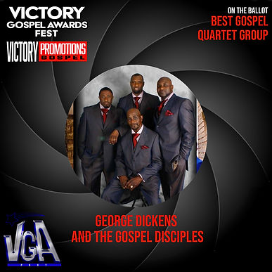 VGANomGeorge Dickens and The Gospel Disc