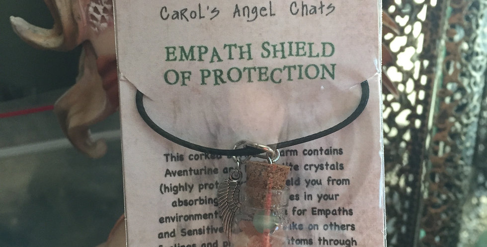 EMPATH SHIELD OF PROTECTION