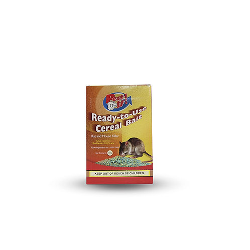 PEST OFF! CEREAL BAIT 50 GRAMS