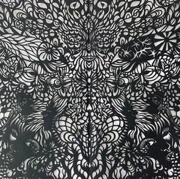 Faces -detail
