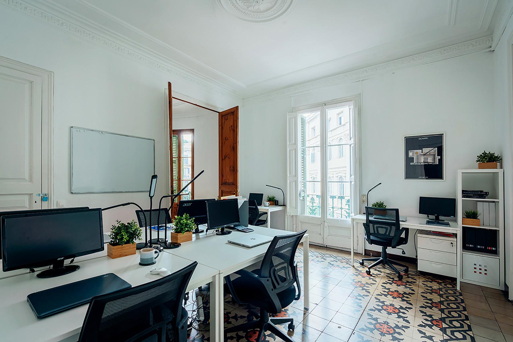 SKY4 sala C oficina privada