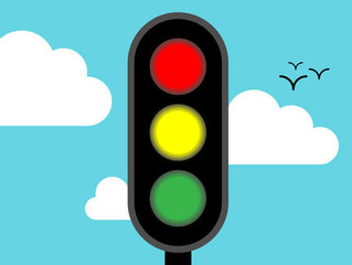 Red Light! Green Light!