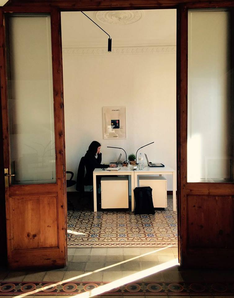 coworking room A