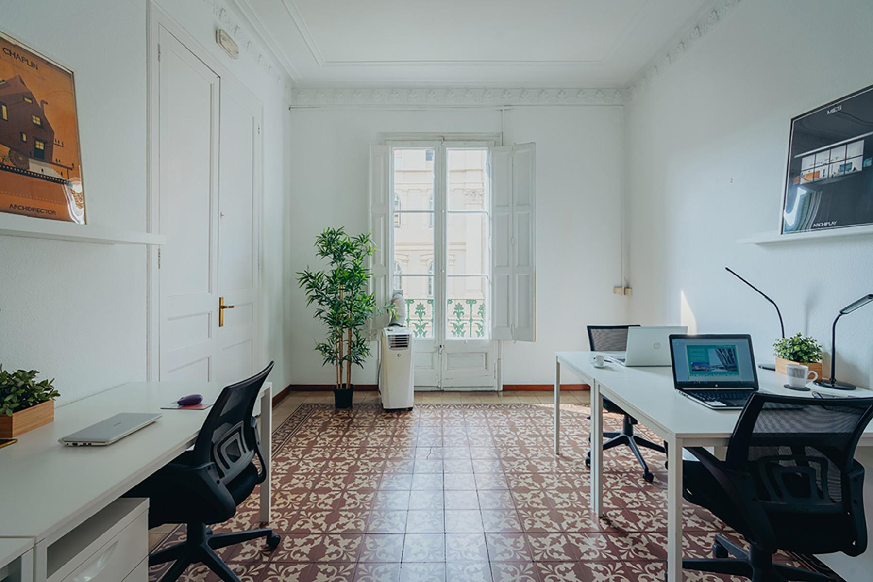 SKY4 sala D oficina privada