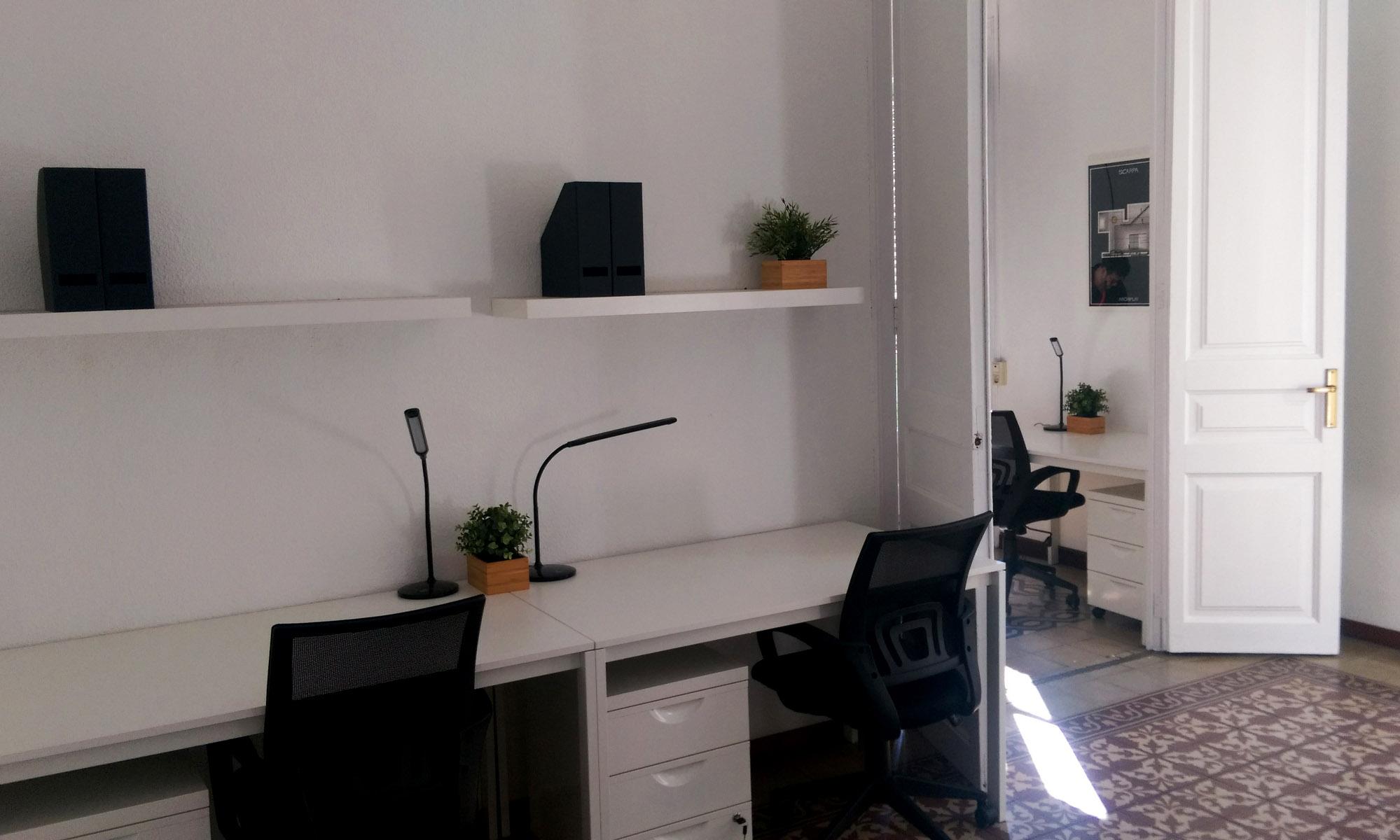 coworking room D