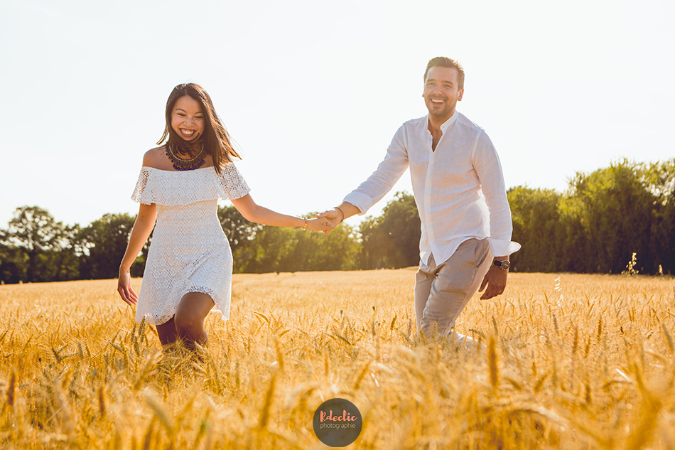 RDECLIC - Séance couple bohème