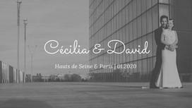 Mariage StreetArt et Urbain de Cécilia et David