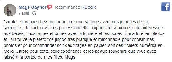 RDECLIC Avis - Photographe Cergy Paris