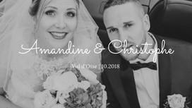 Mariage d'Amandine et Christophe