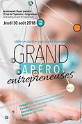 2018 08 30 - LE GRAND APERO ENTREPRENEUS