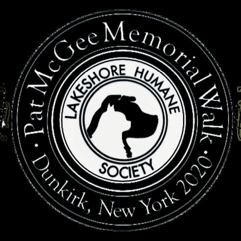 Pat McGee Dog Walk Registration Fee & T-Shirt Selection