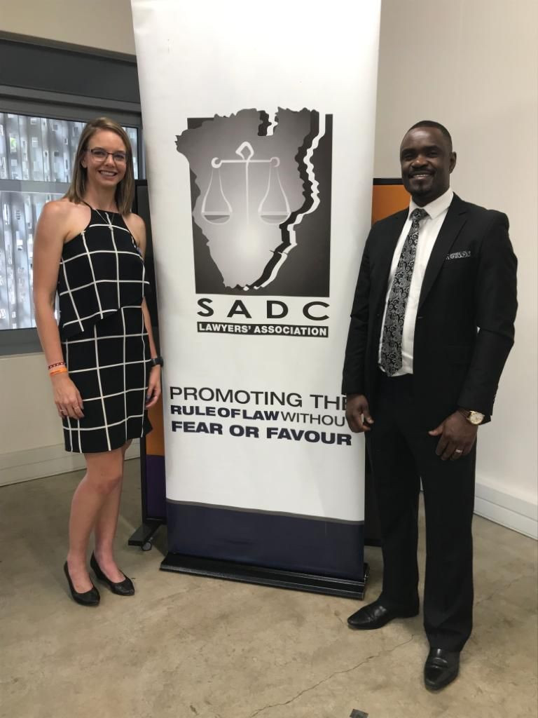 SADC LA Meeting