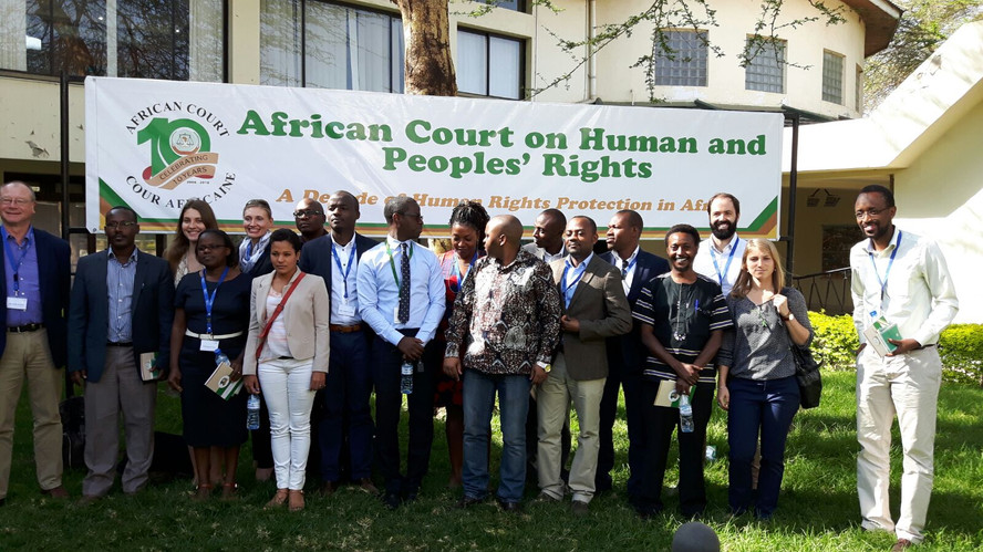 African Court on Human and Peoples Righst