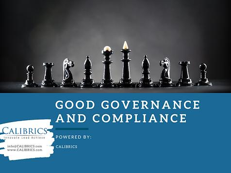 Copy of Governance & Compliance Service