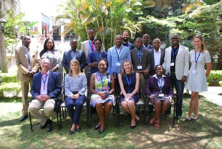 KAS Expert Committee on ICJ in Africa