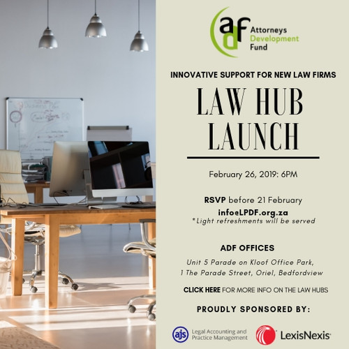 ADF Law Hub Launch