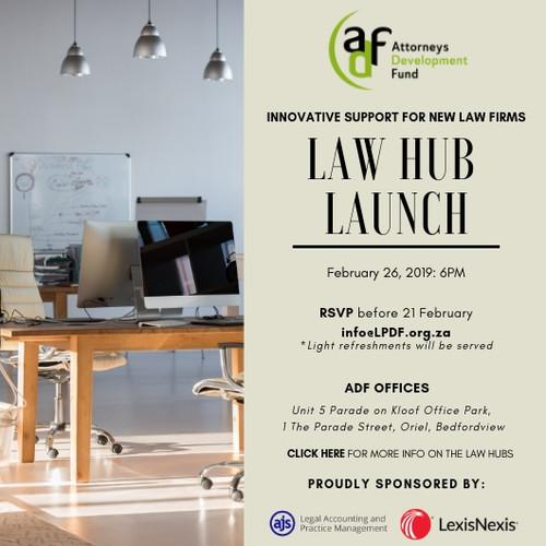 ADF Law Hub Launch