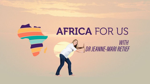Africa for Us is changing!!
