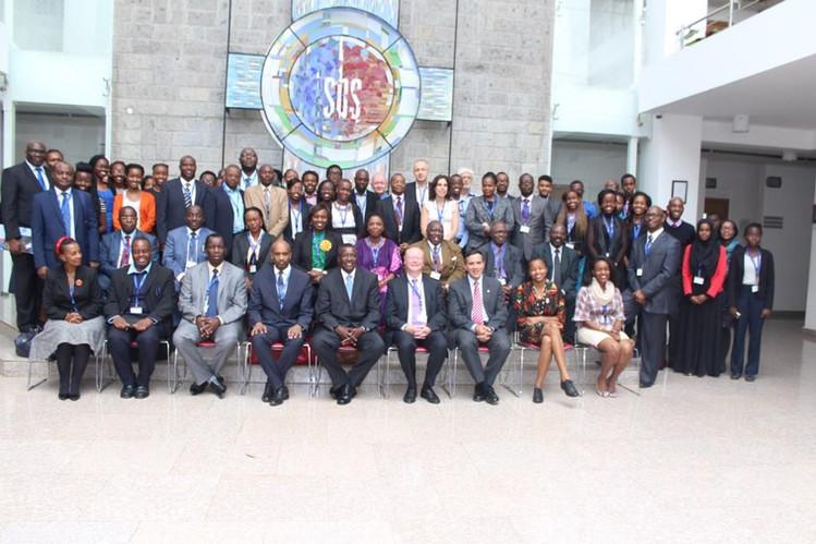 KAS Symposium, Nairobi