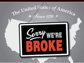 America, The Insolvent:  A reckoning is due. One the elites are already readying for.