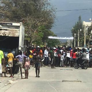 Mission Haiti!