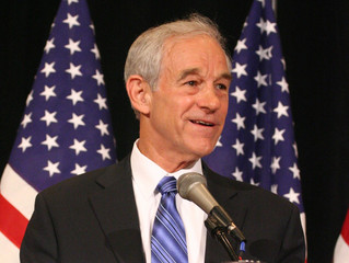 """Ron Paul Warns That When The """"Biggest Bubble In The History Of Mankind"""" Bursts It Could """"Cut The Sto"""