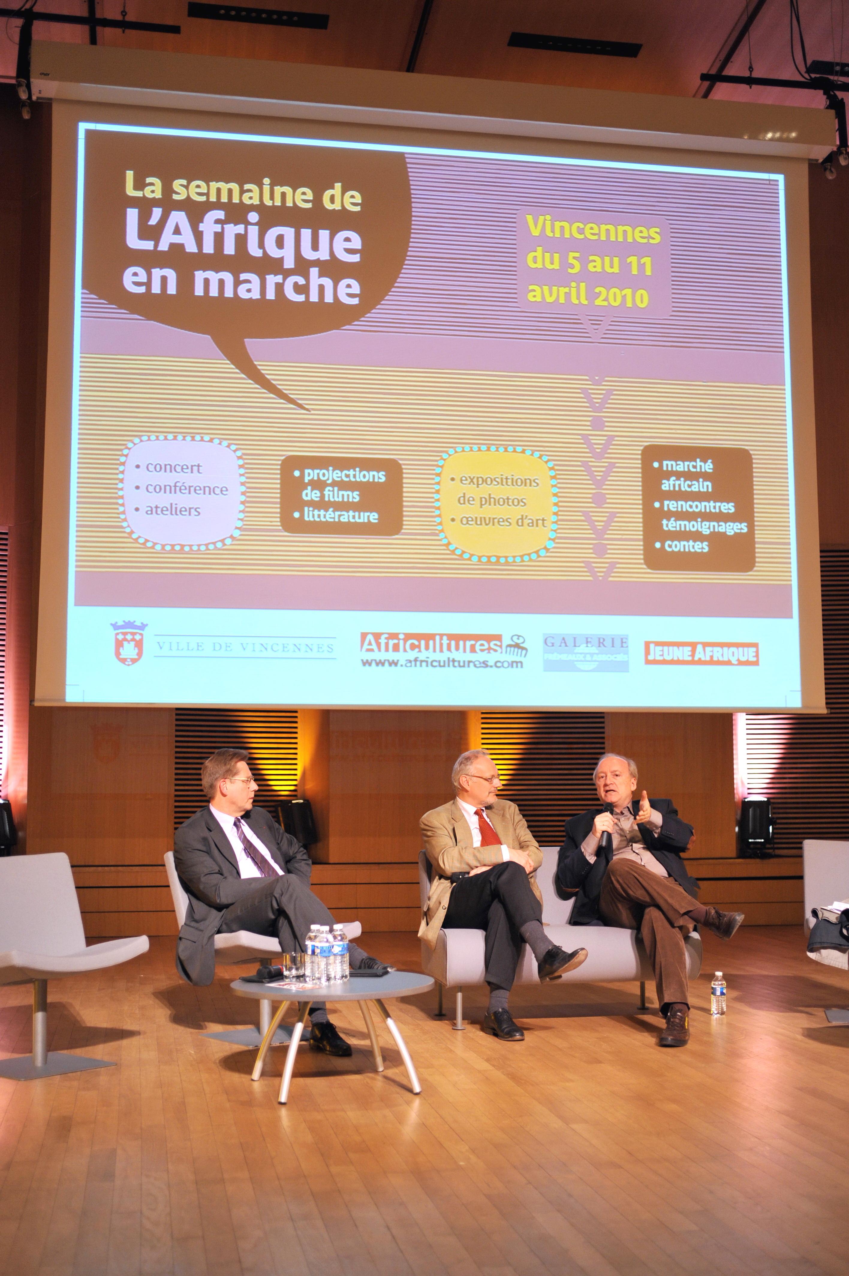 Conférence sur l'Afrique (2010)
