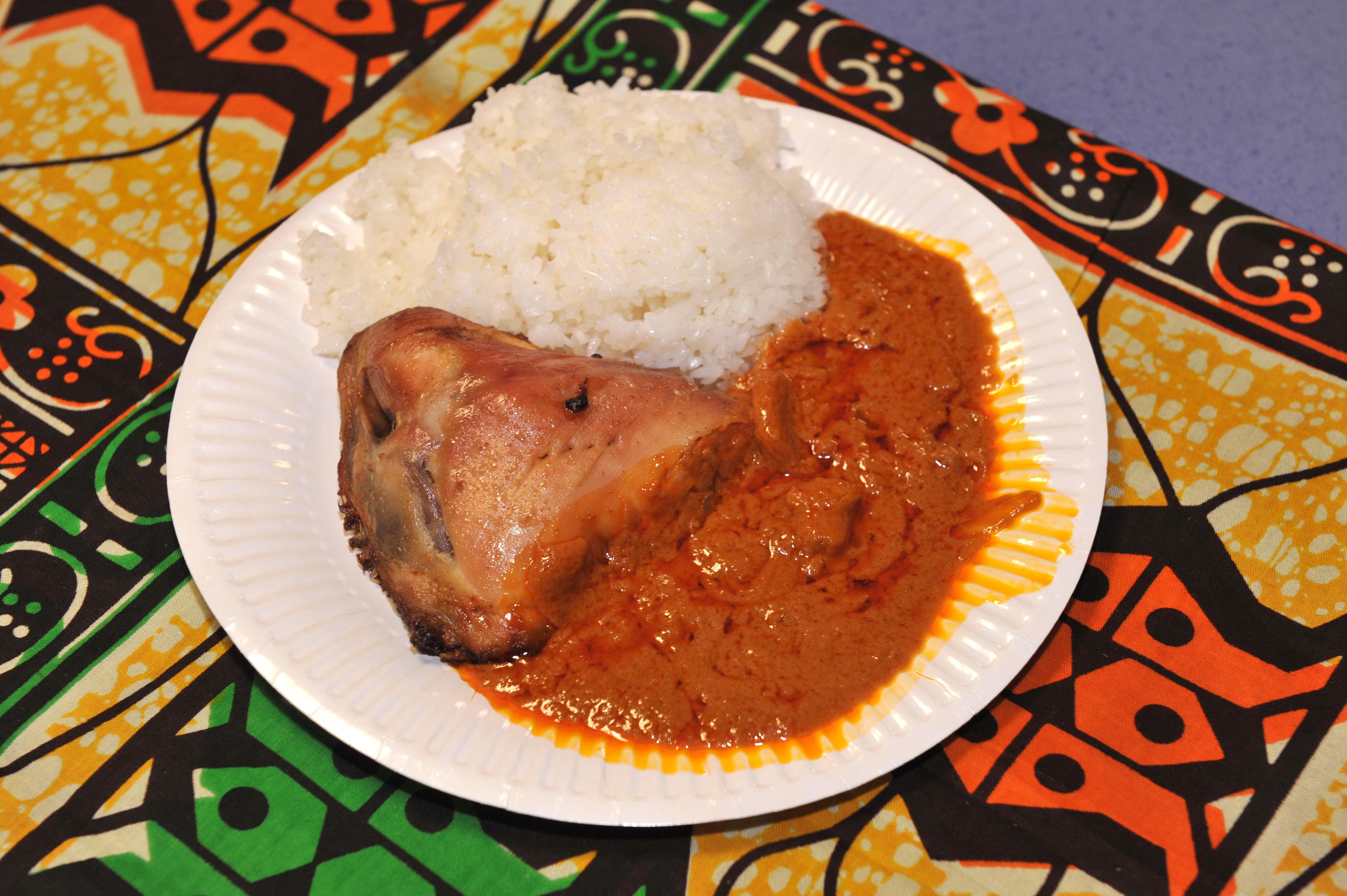 Repas africain