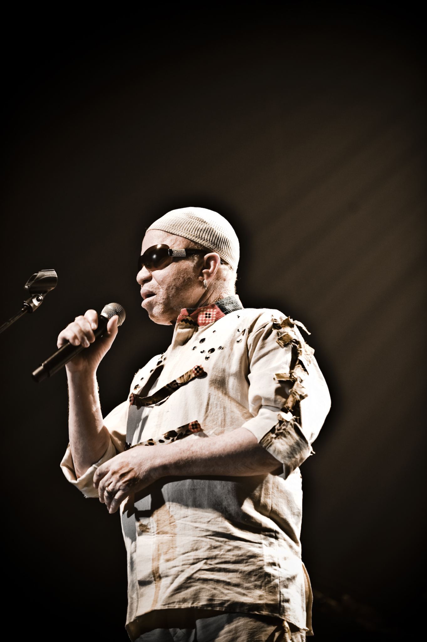 Concert de Salif Keïta