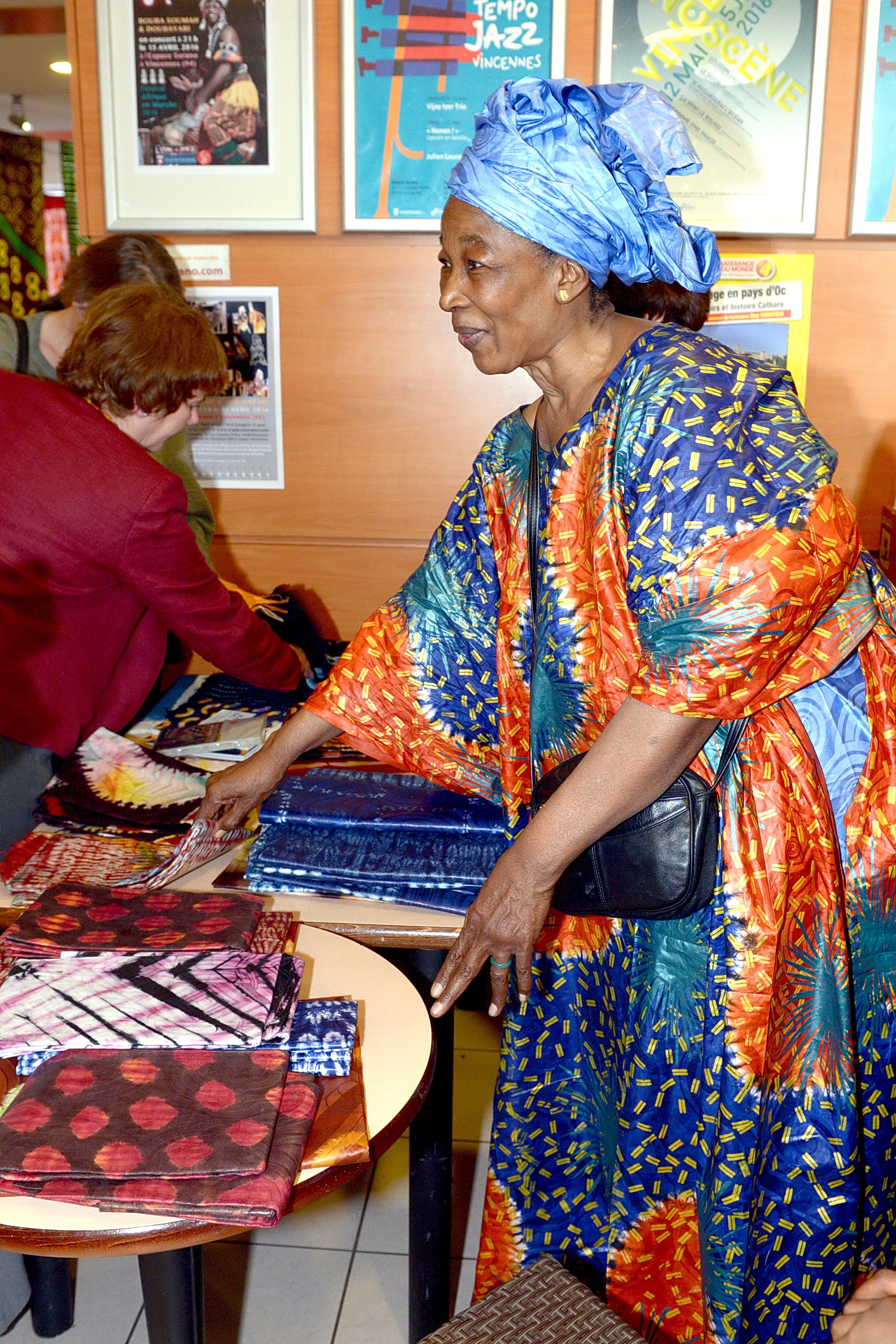 Lancement de l'Afrique en marche
