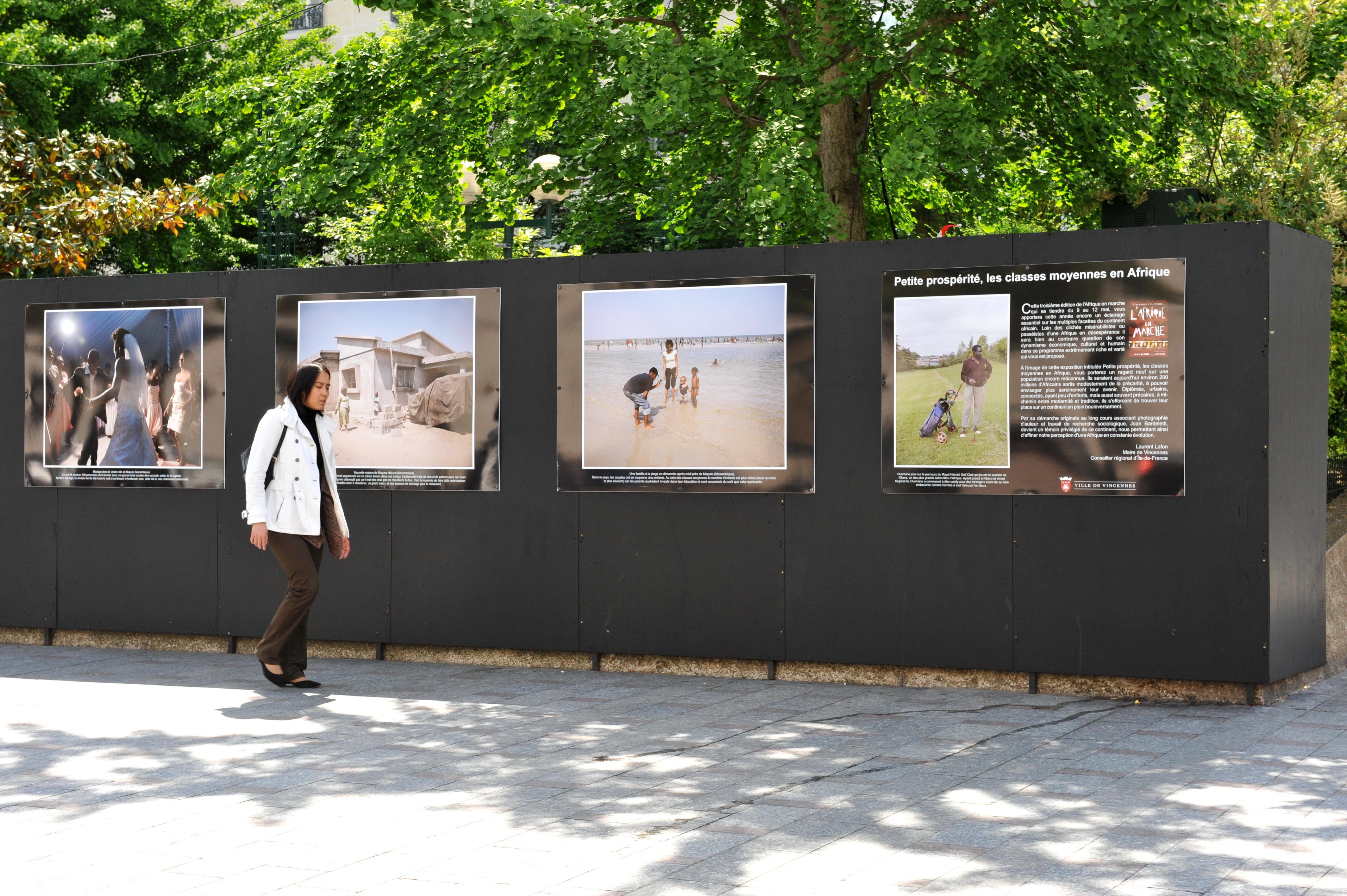 Exposition photos d'Afrique