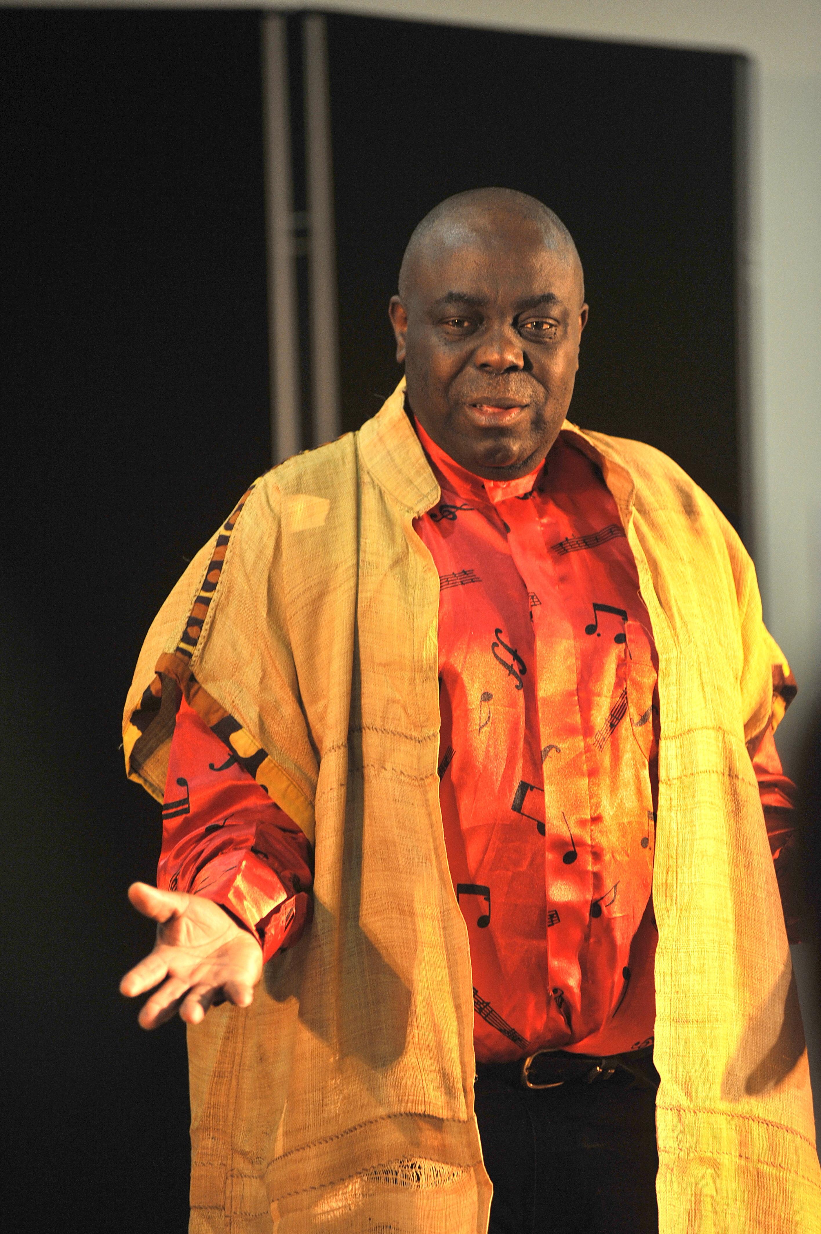 Conte africain, Gabriel Kinsa