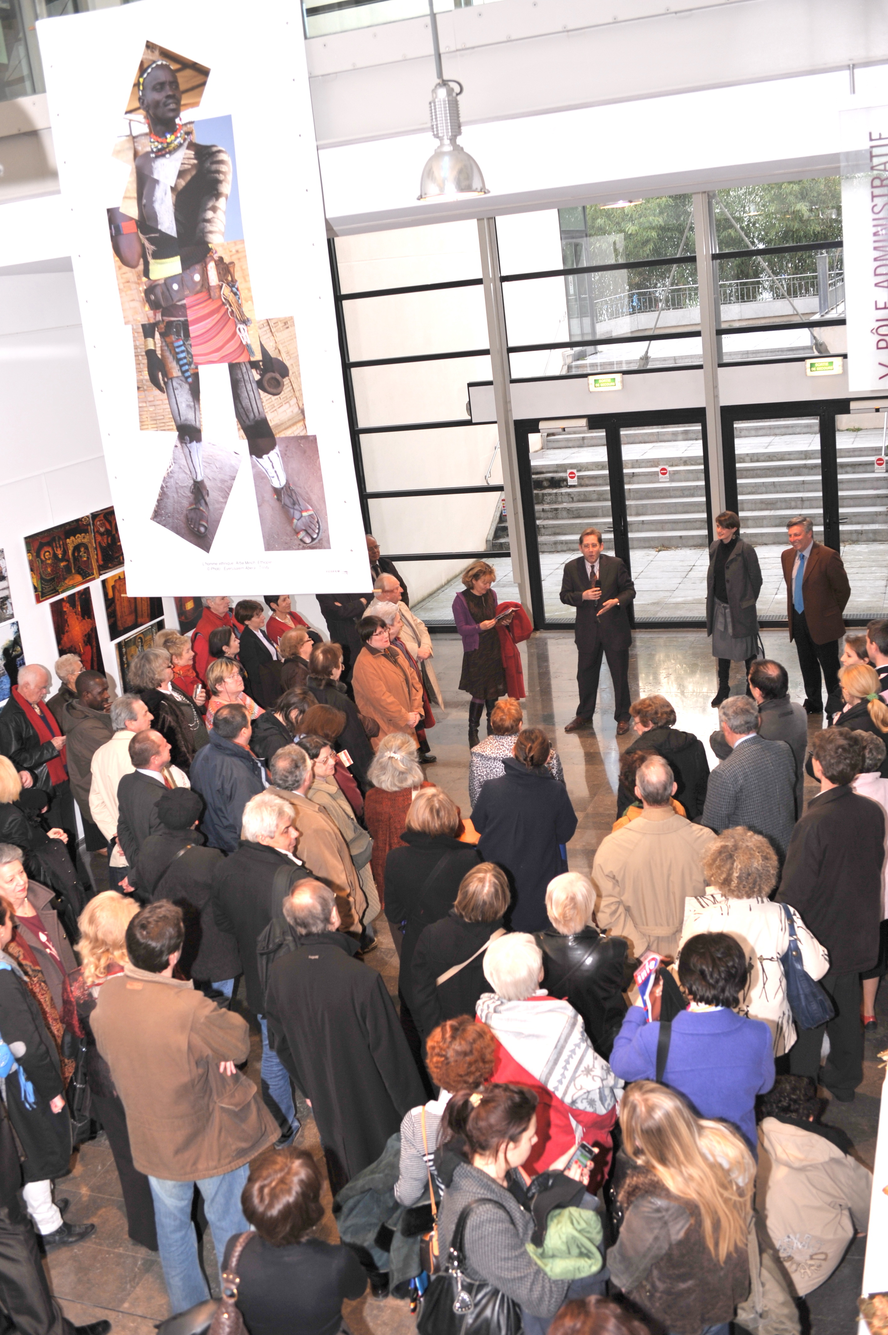 Inauguration de la semaine de l'Afri