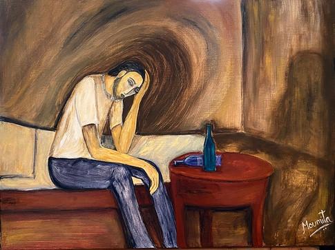 The death of an addict