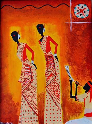 Bihu Dance